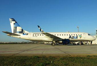 PP-PJA - Azul Linhas Aéreas Embraer ERJ-175 (170-200)