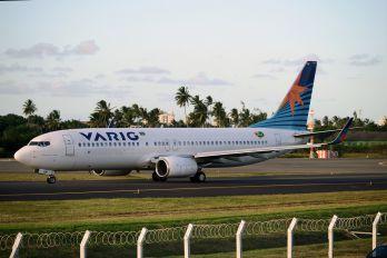 PR-VBF - VARIG Boeing 737-800
