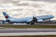 C-GFAJ - Air Canada Airbus A330-300 aircraft