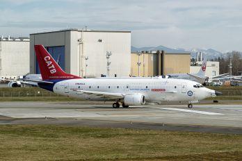 N35LX - Lockheed Martin Boeing 737-300