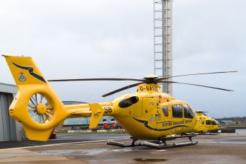 G-SASB - Scottish Ambulance Service Eurocopter EC135 (all models)