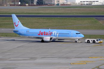 OO-TUA - Jetairfly (TUI Airlines Belgium) Boeing 737-400