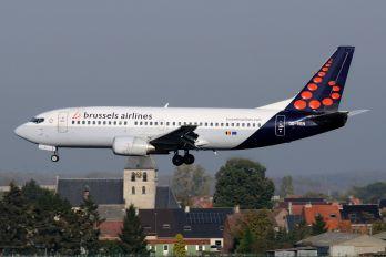 OO-VEN - Brussels Airlines Boeing 737-300