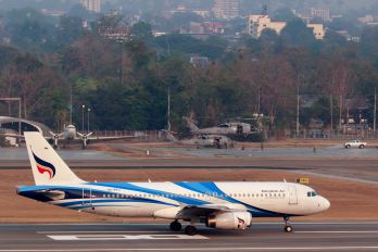 HS-PPJ - Bangkok Airways Airbus A320