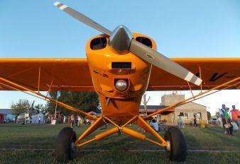 LV-GCU - Private Piper PA-18 Super Cub