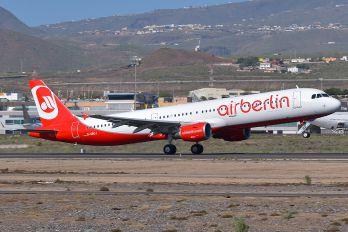 D-ABCJ - Air Berlin Airbus A321