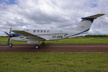 PT-ORB - Private Beechcraft 200 King Air