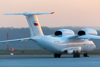 RA-74006 - 2nd Sverdlovsk Aviation Enterprise Antonov An-74