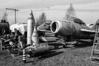58 - Russia - Air Force Mikoyan-Gurevich MiG-15 UTI