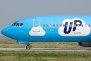4X-EKU - El Al - UP Boeing 737-800 aircraft