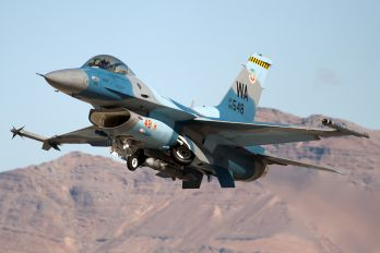 88-0548 - USA - Air Force General Dynamics F-16CG Night Falcon