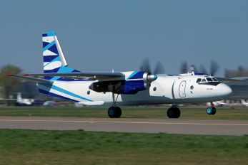 EW-378TG - Vulkan Air Antonov An-26 (all models)