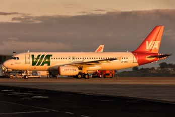LZ-MDA - Air Via Airbus A320