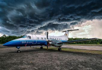PR-MDP - Brava Linhas Aéreas Embraer EMB-120 Brasilia