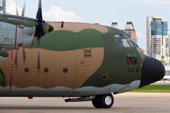 TC-61 - Argentina - Air Force Lockheed C-130H Hercules
