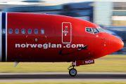 LN-NOH - Norwegian Air Shuttle Boeing 737-800 aircraft