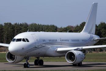 G-NOAH - Acropolis Aviation Airbus A319 CJ