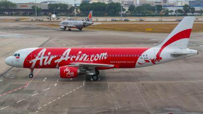 PK-AXV - AirAsia (Indonesia) Airbus A320