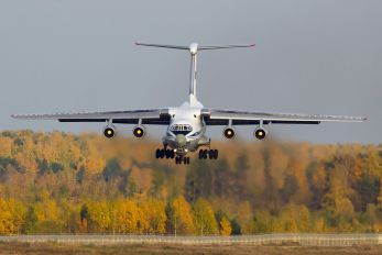 RA-76592 - Russia - Air Force Ilyushin Il-76 (all models)