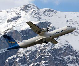 HB-AFP - Farnair Europe ATR 72 (all models)