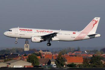 TS-IMS - Tunisair Airbus A320