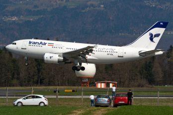EP-IBL - Iran Air Airbus A310