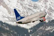 SE-RES - SAS - Scandinavian Airlines Boeing 737-700 aircraft
