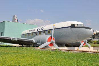 6032 - Turkey - Air Force Douglas C-47A Skytrain