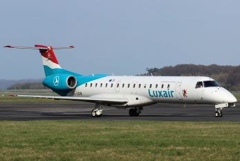 LX-LGW - Luxair Embraer EMB-145
