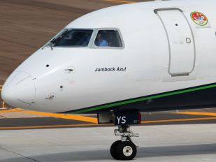PR-AYS - Azul Linhas Aéreas Embraer ERJ-195 (190-200)