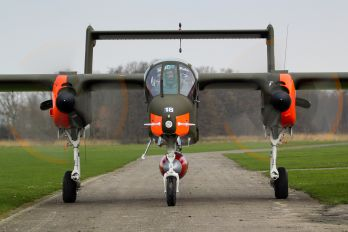 G-ONAA - Private North American OV-10 Bronco