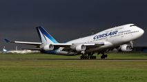 F-HSUN - Corsair / Corsair Intl Boeing 747-400 aircraft