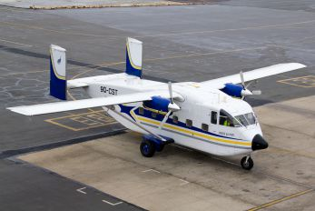 9Q-CST - Private Short SC.7 Skyvan