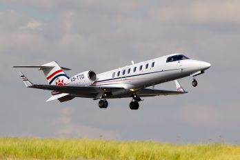 V5-TTO - Private Learjet 45