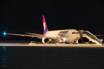 N583HA - Hawaiian Airlines Boeing 767-300ER