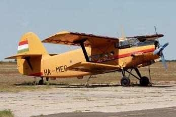 HA-MEO - Air Service Hungary Antonov An-2