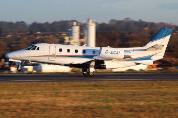 G-ECAI - London Executive Aviation Cessna 560XL Citation Excel