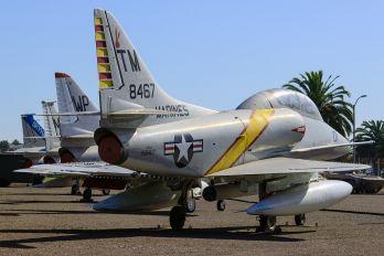 158467 - USA - Marine Corps Douglas TA-4J Skyhawk