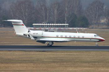 A4O-AD - Oman - Royal Flight Gulfstream Aerospace G-IV,  G-IV-SP, G-IV-X, G300, G350, G400, G450