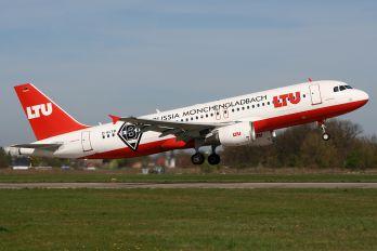 D-ALTB - LTU Airbus A320