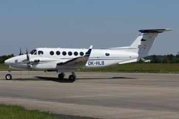 OK-HLB - Private Beechcraft 300 King Air 350