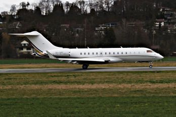 9H-AMF - Hyperion Aviation Bombardier BD-700 Global 6000