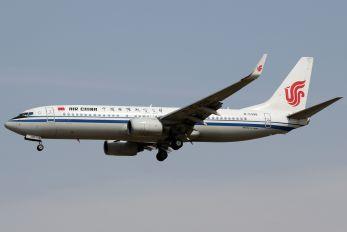 B-5398 - Air China Boeing 737-800