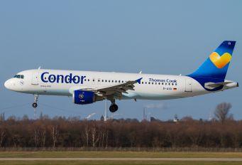 D-AICI - Condor Airbus A320