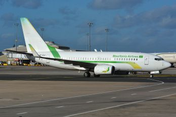 5T-CLC - Mauritania Airlines Boeing 737-700