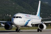 VP-BHW - Yamal Airlines Airbus A320 aircraft
