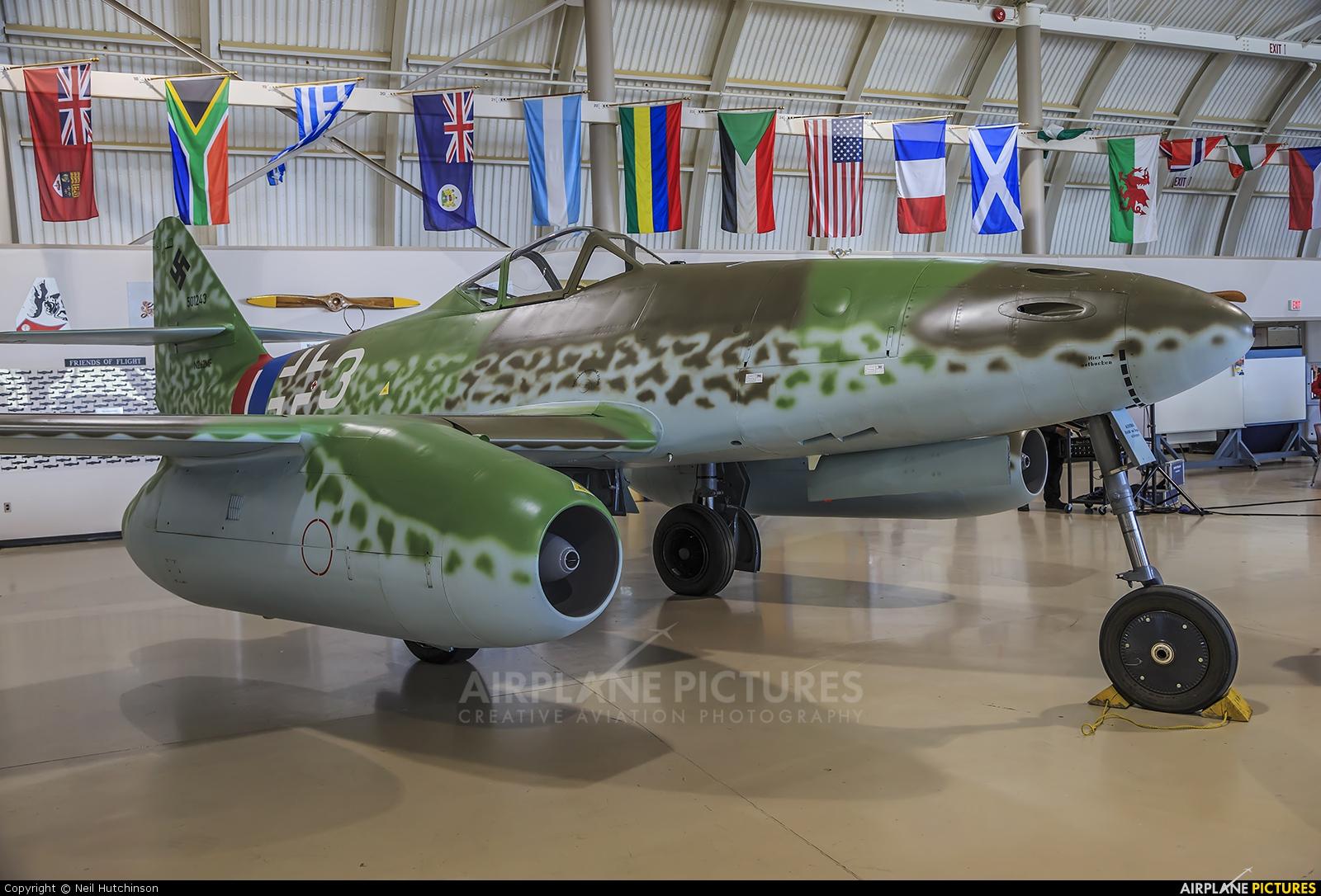 Private N262NF aircraft at Hamilton - John C. Munro, ON