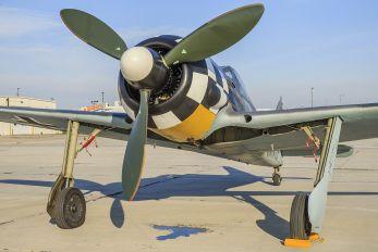 N447FW - Private Focke-Wulf Fw.190