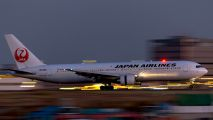 JA8365 - JAL - Japan Airlines Boeing 767-300 aircraft