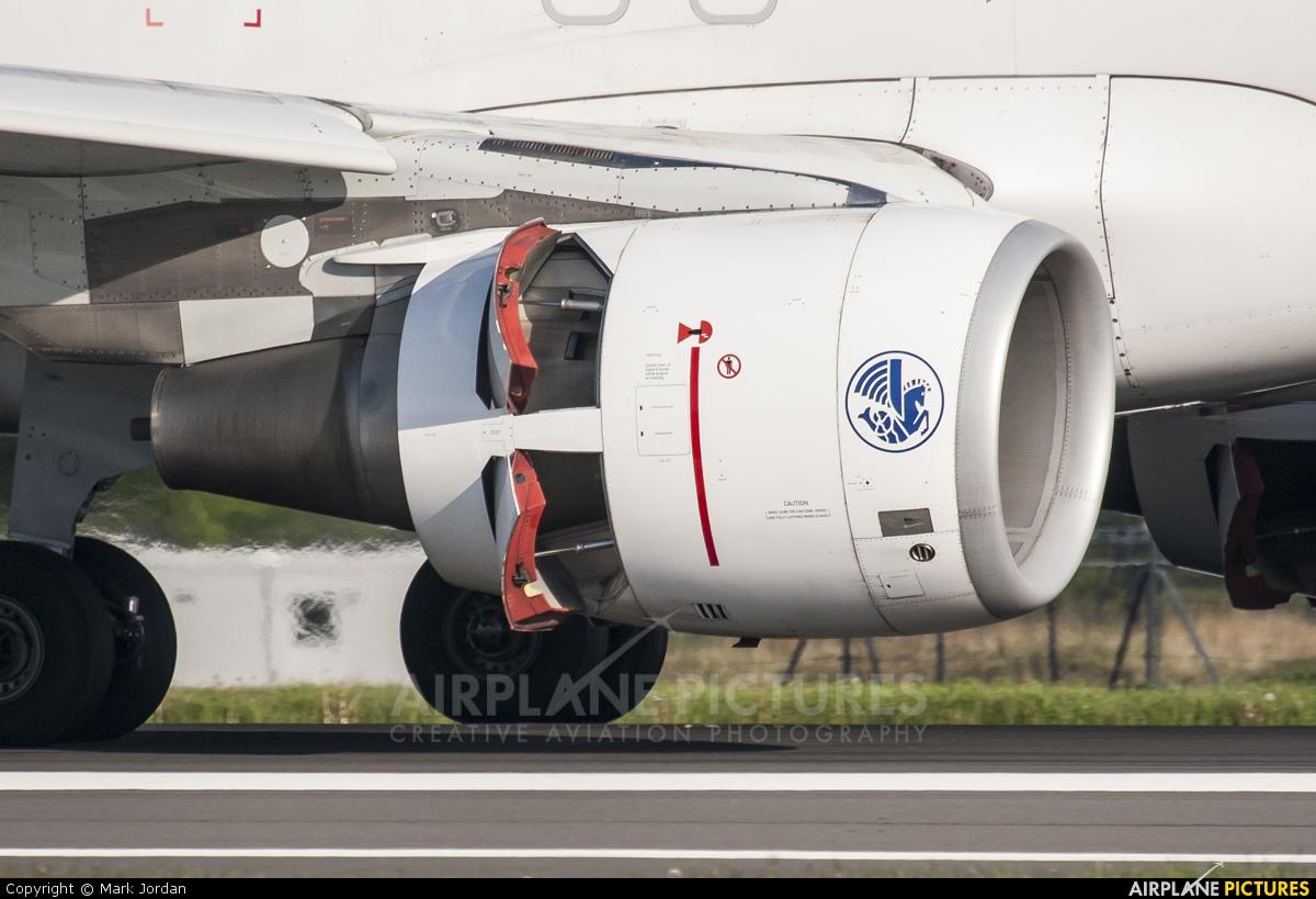 Air France F-GKXS aircraft at Manchester